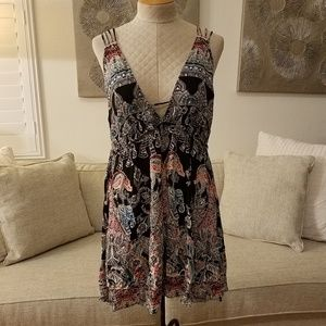 Free People Intimately Slip Dress sz Med